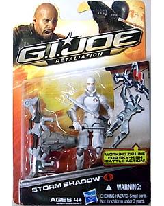 HASBRO 映画版 G.I. JOE: RETALIATION シングル STORM SHADOW