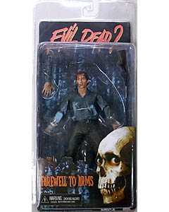 NECA EVIL DEAD II 7インチアクションフィギュア SERIES 1 ASH [FAREWELL TO ARMS]
