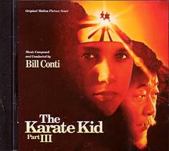 THE KARATE KID PART III ベスト・キッド3 最後の挑戦