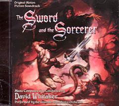 THE SWORD AND THE SORCERER マジック・クエスト 魔界の剣