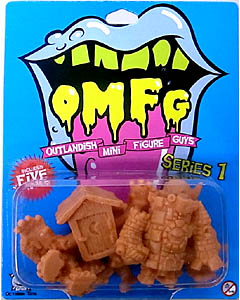 OCTOBER TOYS OMFG SERIES 1 FLESH/PINK