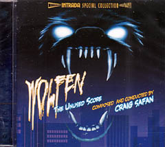 WOLFEN ウルフェン [THE UNUSED SCORE]