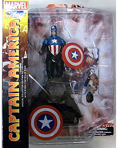 DIAMOND SELECT MARVEL SELECT CAPTAIN AMERICA ワケ有り特価
