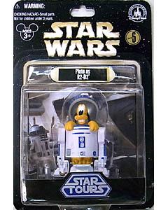 STAR WARS USAディズニーテーマパーク限定 フィギュア シリーズ6 PLUTO AS R2-D2 ブリスター傷み特価