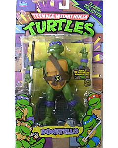 PLAYMATES TEENAGE MUTANT NINJA TURTLES CLASSIC COLLECTION 6インチアクションフィギュア DONATELLO ワケアリ特価