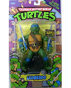 PLAYMATES TEENAGE MUTANT NINJA TURTLES CLASSIC COLLECTION 6インチアクションフィギュア LEONARDO