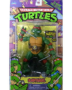 PLAYMATES TEENAGE MUTANT NINJA TURTLES CLASSIC COLLECTION 6インチアクションフィギュア RAPHAEL