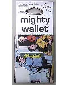 MIGHTY WALLET STAR STREK SPOCK SAYS...