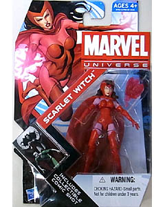 HASBRO MARVEL UNIVERSE SERIES 4 #016 SCARLET WITCH