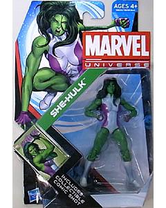 HASBRO MARVEL UNIVERSE SERIES 4 #012 SHE-HULK