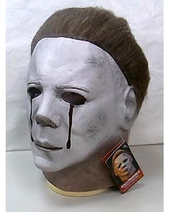 TRICK OR TREAT STUDIOS ラバーマスク HALLOWEEN II MICHAEL MYERS [BLOOD TEARS]
