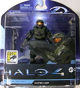 McFARLANE HALO 4 SERIES 1 MASTER CHIEF [コミコン会場先行販売分]