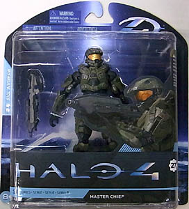 McFARLANE HALO 4 SERIES 1 MASTER CHIEF ブリスターハガレ特価