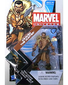 HASBRO MARVEL UNIVERSE SERIES 4 #008 KRAVEN THE HUNTER 台紙傷み特価