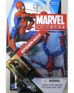 HASBRO MARVEL UNIVERSE SERIES 4 #007 SPIDER-MAN