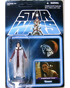 HASBRO STAR WARS 2012 THE VINTAGE COLLECTION PRINCESS LEIA (BESPIN OUTFIT) [BLUE CARD EP505]