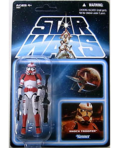 HASBRO STAR WARS 2012 THE VINTAGE COLLECTION SHOCK TROOPER [BLUE CARD EP303]