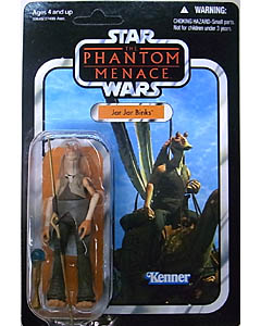 HASBRO STAR WARS 2012 THE VINTAGE COLLECTION JAR JAR BINKS [THE PHANTOM MENACE]