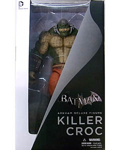 DC COLLECTIBLES BATMAN: ARKHAM CITY DX KILLER CROC