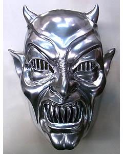 個人ハンドメイド品 デモンズ FRP製 マスク