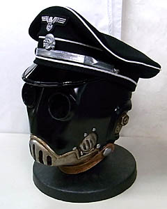 個人ハンドメイド品 ヘルボーイ クロエネン FRP製 マスク
