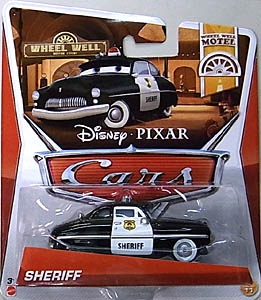 MATTEL CARS 2013 シングル SHERIFF