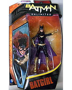 MATTEL BATMAN UNLIMITED BATGIRL