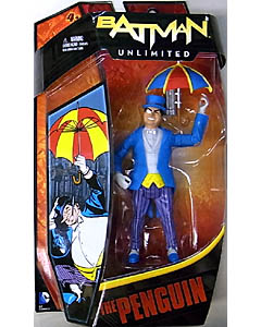 MATTEL BATMAN UNLIMITED THE PENGUIN