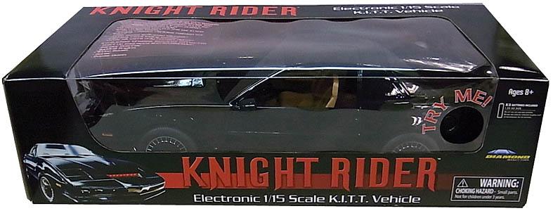 DIAMOND SELECT KNIGHT RIDER 1/15スケール K.I.T.T. VEHICLE