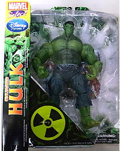 DIAMOND SELECT MARVEL SELECT USAディズニーストア限定 UNLEASHED HULK