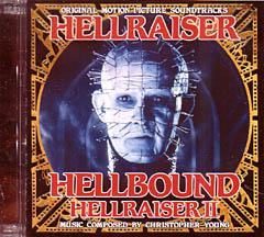 HELLRAISER ヘルレイザー / HELLBOUND: HELLRAISER II ヘルレイザー2 2作収録