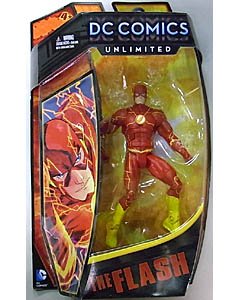 MATTEL DC COMICS UNLIMITED THE FLASH 台紙傷み特価