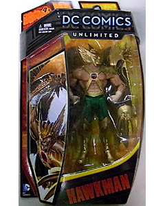 MATTEL DC COMICS UNLIMITED HAWKMAN