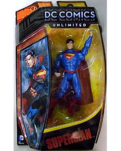 MATTEL DC COMICS UNLIMITED SUPERMAN