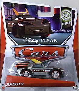 MATTEL CARS 2013 シングル KABUTO