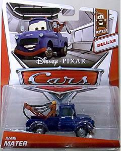 MATTEL CARS 2013 DELUXE IVAN MATER