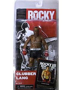 NECA ROCKY 7インチアクションフィギュア シリーズ3 ROCKY III CLUBBER LANG