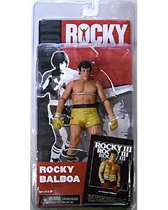 NECA ROCKY 7インチアクションフィギュア シリーズ3 ROCKY III ROCKY BALBOA
