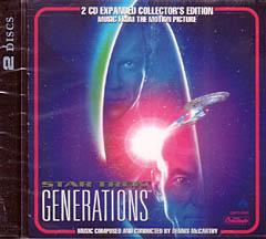STAR TREK GENERATIONS ジェネレーションズ