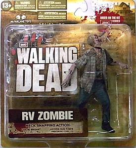 McFARLANE TOYS THE WALKING DEAD TV 5インチアクションフィギュア SERIES 2 RV ZOMBIE