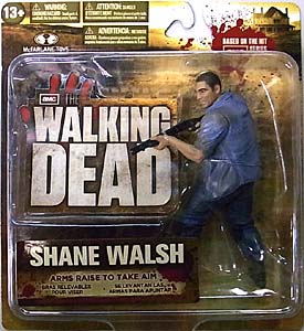 McFARLANE TOYS THE WALKING DEAD TV 5インチアクションフィギュア SERIES 2 SHANE WALSH