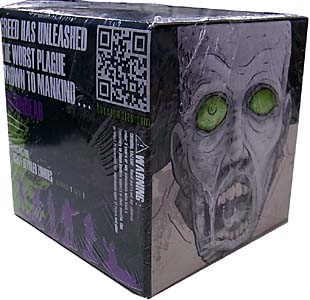 BOX  O ZOMBIES PVCフィギュア BOX SET [GREEN]
