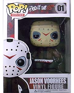 FUNKO POP! FRIDAY THE 13TH JASON VOORHEES