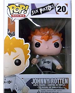FUNKO POP! SEX PISTOLS JOHNNY ROTTEN