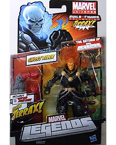 HASBRO MARVEL LEGENDS 2012 SERIES 1 TERRAX SERIES VARIANT GHOST RIDER