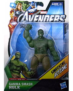 HASBRO 映画版 THE AVENGERS 3.75インチ MOVIE SERIES GAMMA SMASH HULK