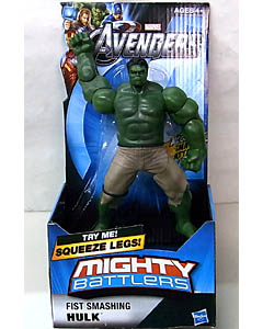 HASBRO 映画版 THE AVENGERS MIGHTY BATTLERS FIST SMASHING HULK