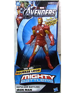 HASBRO 映画版 THE AVENGERS MIGHTY BATTLERS REPULSOR BATTLING IRON MAN