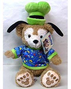 DISNEY USAディズニーテーマパーク限定 DUFFY THE DISNEY BEAR 12INCH GOOFY HAT DUFFY