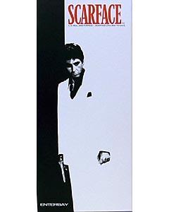 ENTERBAY 1/6スケール リアルマスターピース スカーフェイス: トニー・モンタナ ウォーバージョン